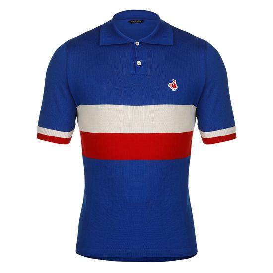 De Marchi vintage-style cycling jerseys