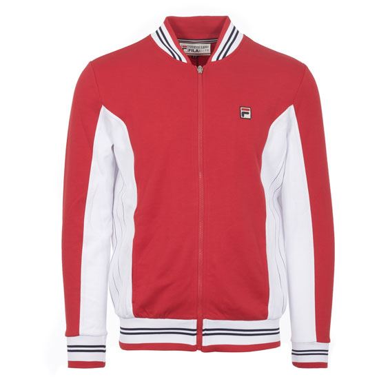Dress like Bjorn Borg with the 1970s Fila Settanta Track Top
