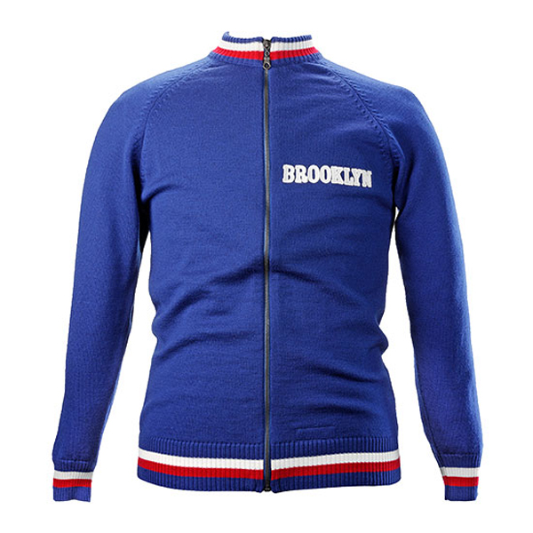Magliamo vintage-style cycling track tops