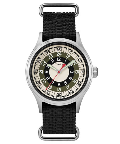Timex x Todd Snyder Mod Watch returns in two colours