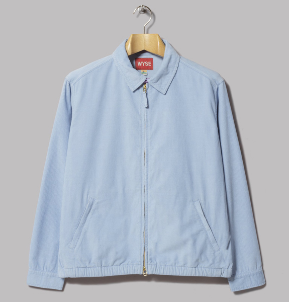Dohan corduroy jacket by Wyse at Oi Polloi