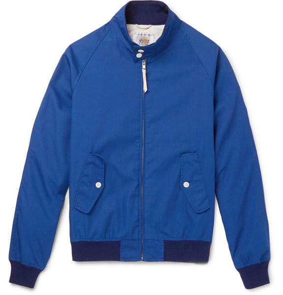 Golden Bear Harrington Jacket range