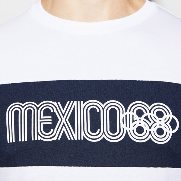 Lacoste Mexico 68 clothing collection
