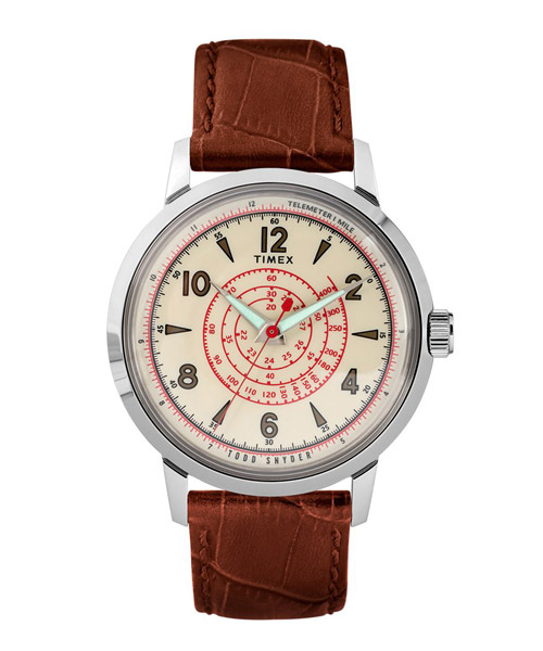 1960s Timex x Todd Snyder Beekman watch returns