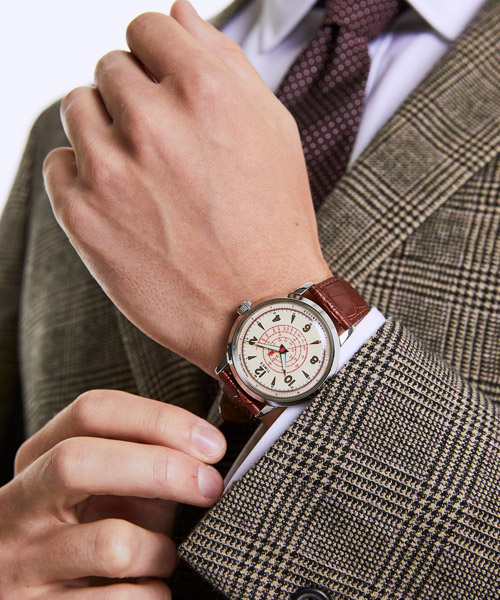 1960s Timex x Todd Snyder Beekman watch returns