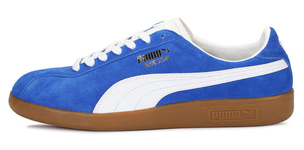Classic Puma Blue Star and Red Star trainers reissued