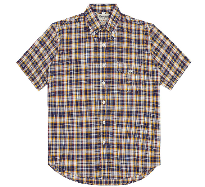 Sale watch: Madras shirts in the John Simons Sale