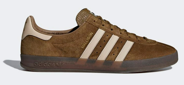 Coming soon: Adidas Mallison SPZL trainers
