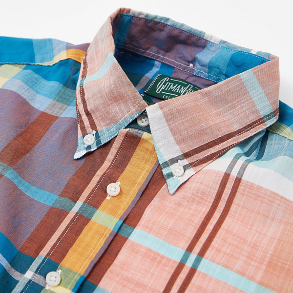 Sale watch: Gitman Vintage big madras shirt