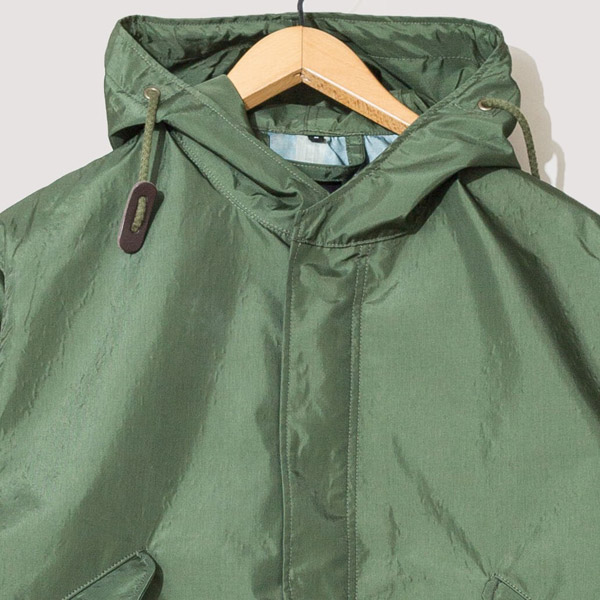 Reworked classic: M51 Parka by Stan Ray