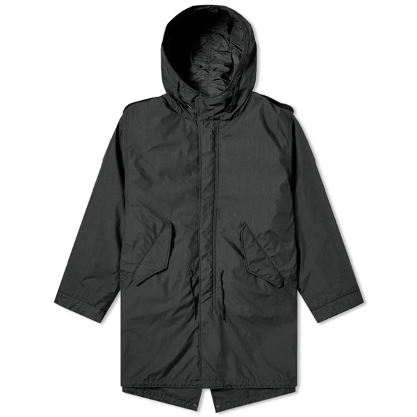 Mod-ern classic: Beams Plus M51 Down Parka