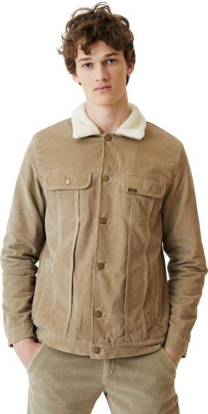 Lois Tejana winter cord jacket