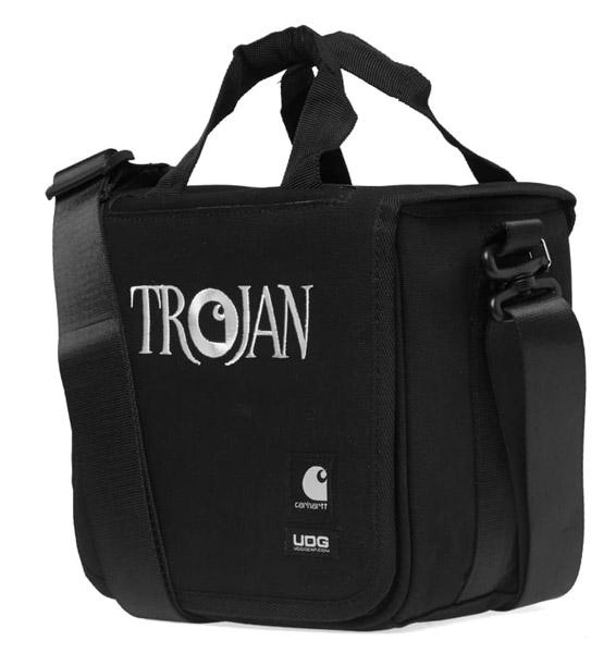 Carhartt x Trojan 7-inch record bags