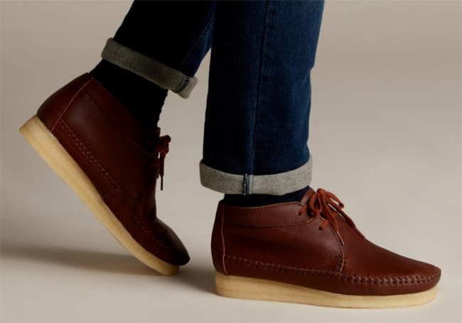 Black Friday: 25 per cent off Clarks Originals