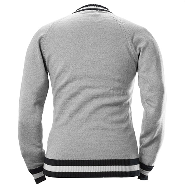 Carpano Merino Wool track top by Magliamo