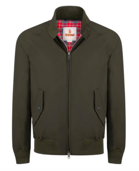 Baracuta Sale now on - 40 per cent off Harrington Jackets