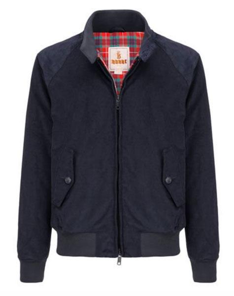 Baracuta Sale now on - 40 per cent off Harrington Jackets