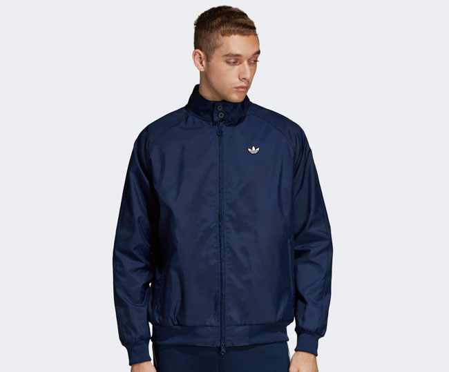 Adidas Harrington Jacket now on the shelves