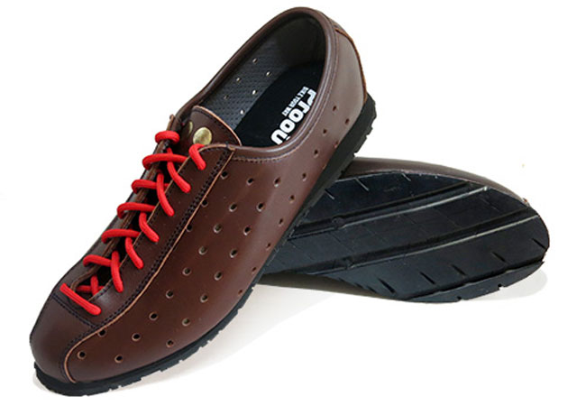 Proou cycling-inspired shoes and boots