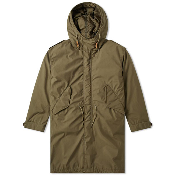 Sale watch: Beams Plus M51 Down Parka