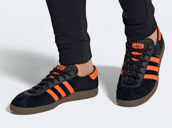 Adidas Brussel City Series trainers landing tonight