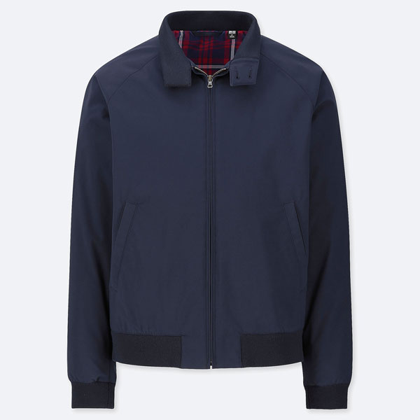 Uniqlo's budget harrington jacket returns to the shelves