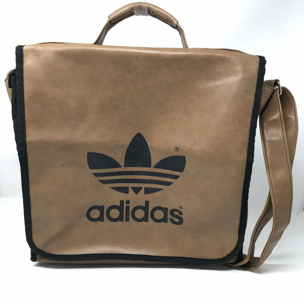 Vintage Adidas record bag on eBay