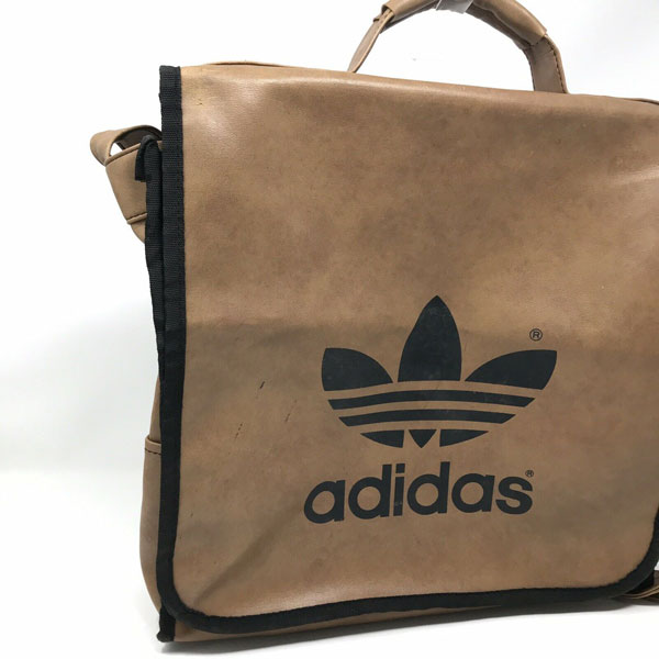 Vintage Adidas record bag on eBay