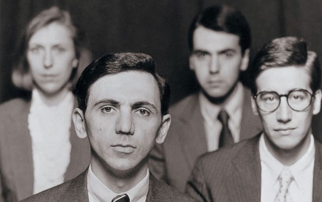 Dexy's go Ivy League: The Observer by Jimmy Frost Mellor