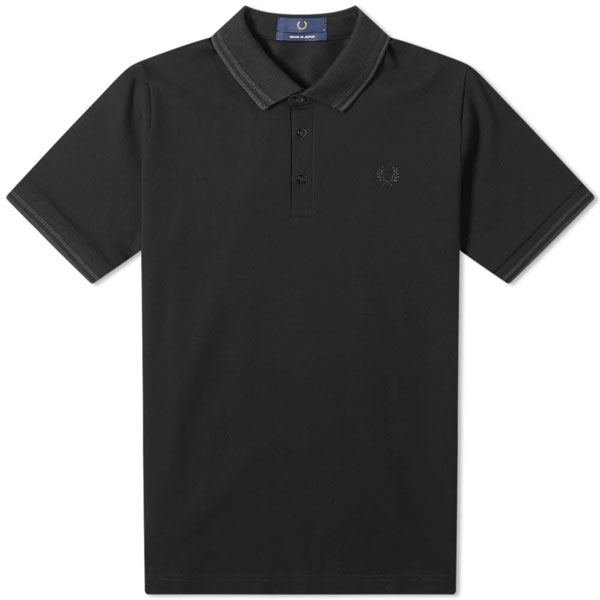 New Fred Perry Made in Japan polo shirts on the shelves