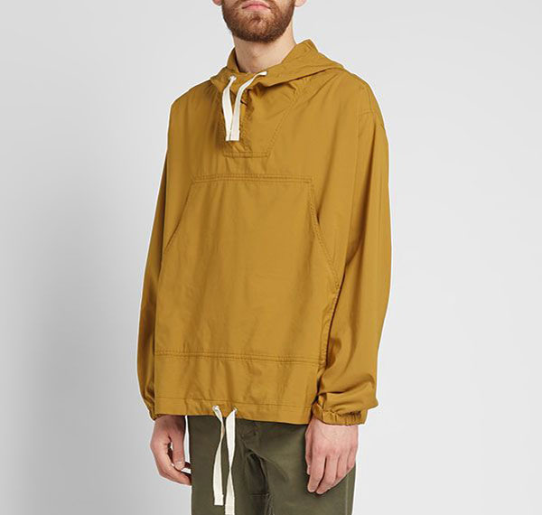 Vintage-style Beams Plus Mil Smock Jacket