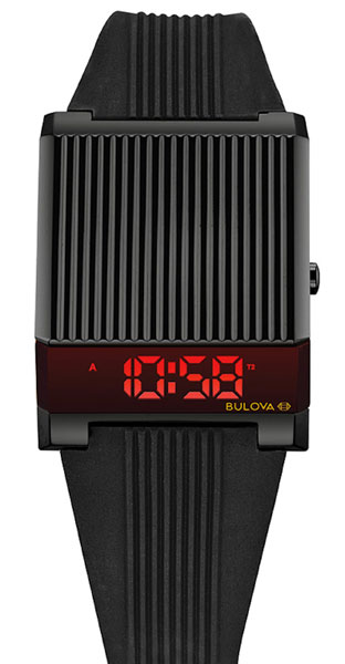 1970s Bulova Computron LED watch makes a return