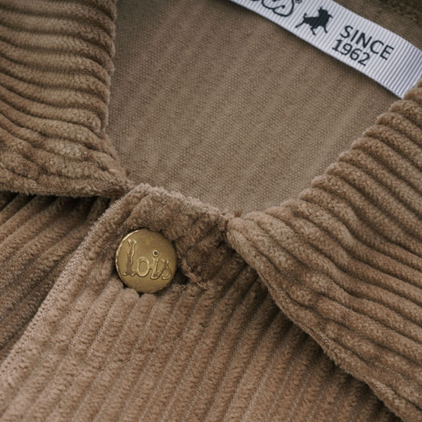 Archive reissue: 1980s Lois Tejana jumbo cord jacket