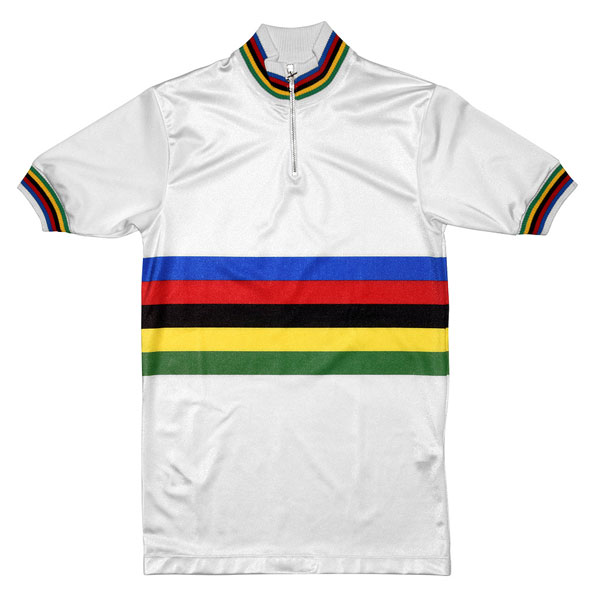 Handmade vintage-style cycling clothing by Tiralento