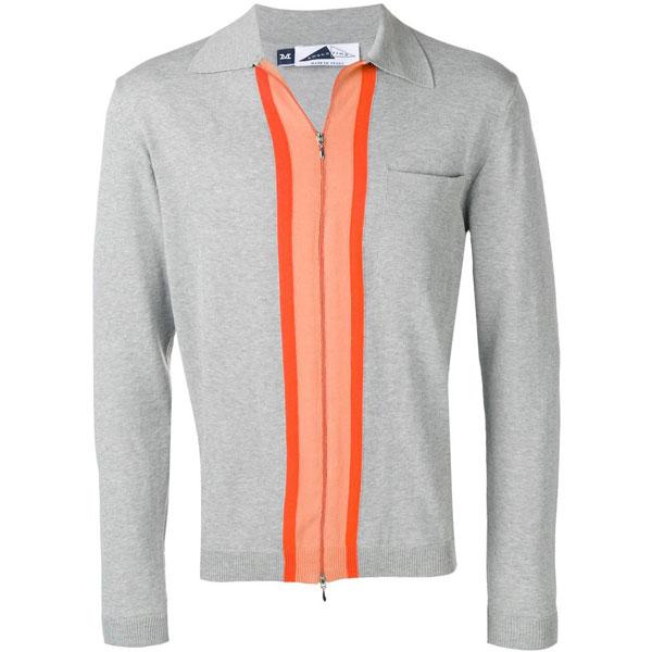 1960s-style Decima zip cardigan by Anglozine