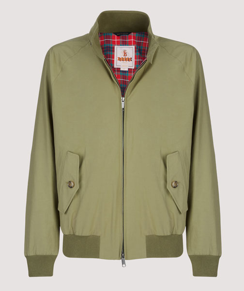 Baracuta Sale offers 40 per cent off
