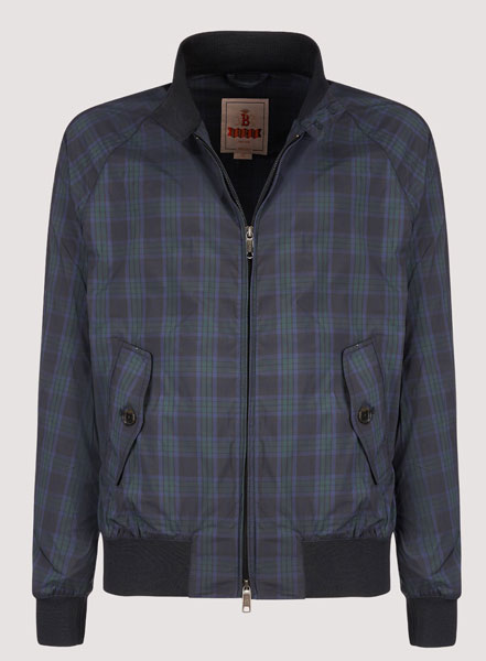 Summer jacket: Baracuta Light G9 Harrington
