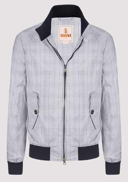 Summer jacket: Baracuta Light G9 Harrington