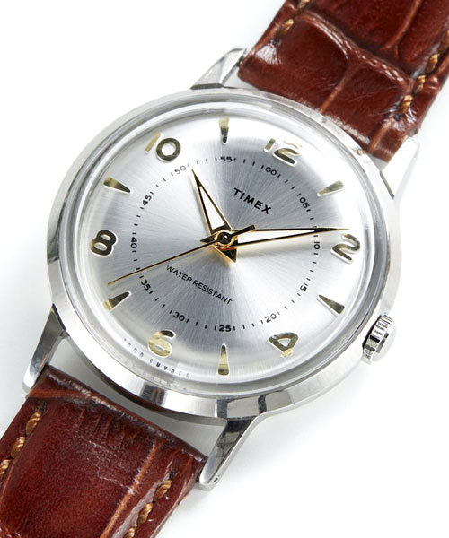 1950s Timex x Todd Snyder Welton Bi-Metal watch
