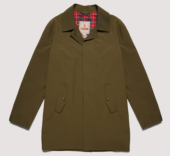 Baracuta Sale offers up to 40 per cent off