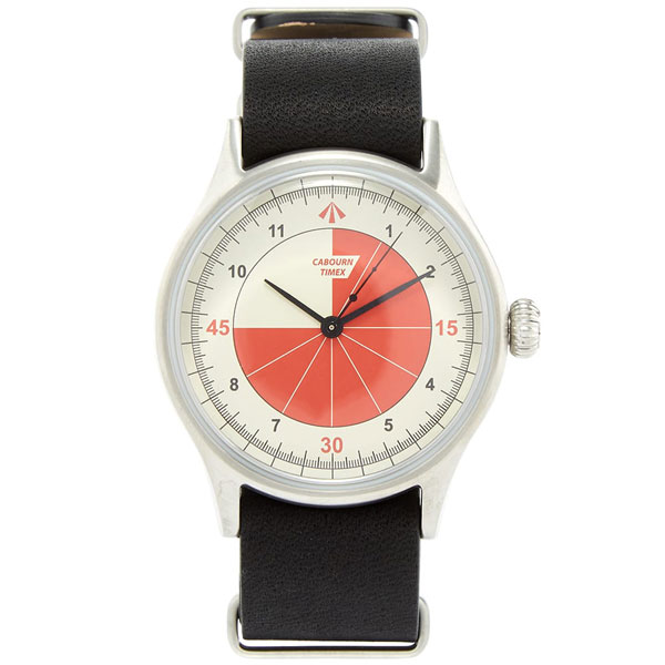 Timex x Nigel Cabourn 1950s Referee's Watch