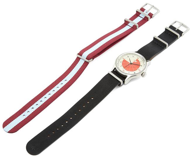 Timex x Nigel Cabourn 1950s Referee's Watch
