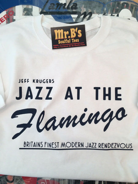 Classic logos: T-shirts by Mr. B's Soulful Tees