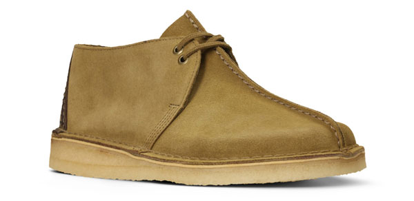 Sale watch: Clarks Desert Trek at less than half price