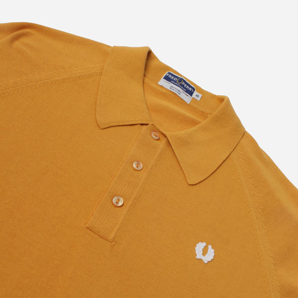 Sale watch: Fred Perry Reissues Raglan Knitted Polo Shirt