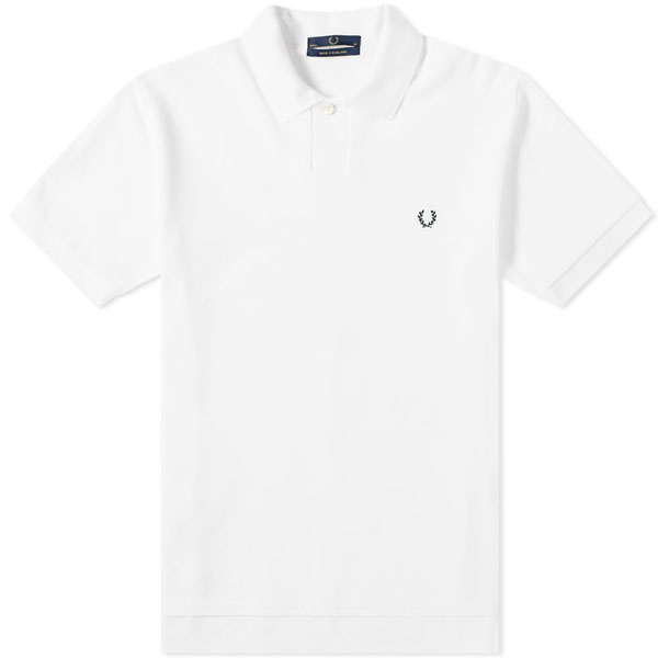 Fred Perry Reissues 1952 archive polo shirt