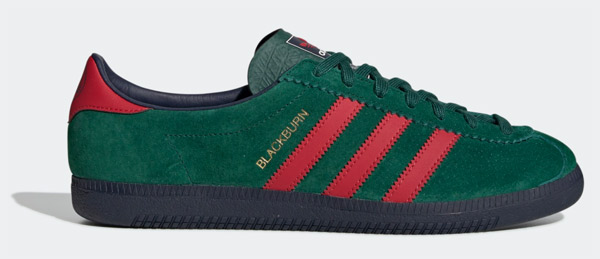 Adidas Blackburn trainers are an upcoming SPZL release