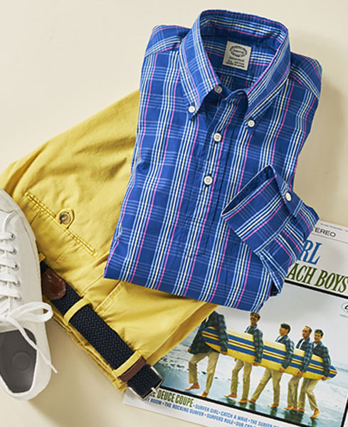 Vintage Ivy shirt collection by Kamakura
