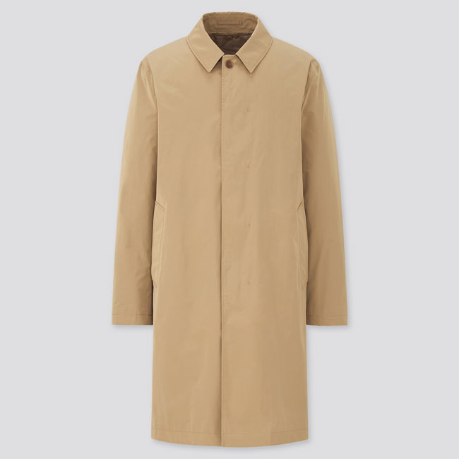 Sale watch: 1960s-style raincoat at Uniqlo