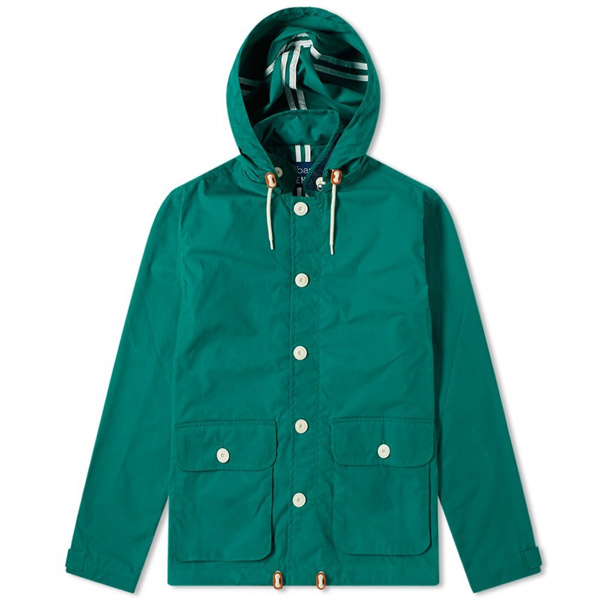 Limited edition Albam Fisherman's Cagoule at End